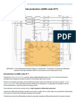 Electrical-Engineering-portal.com-Transformer Differential Protection ANSI Code 87T