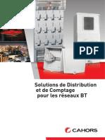 Cahors Solutions de Disitribution Et de Comptage Pour Les Reseaux Bt 1