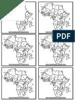 2 África Político Com Números 6