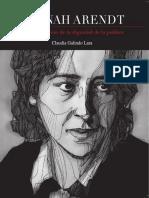 Ve Hanna Arendt Recuperacion
