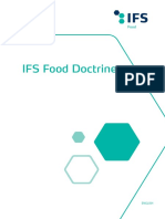 IFS Food Doctrine