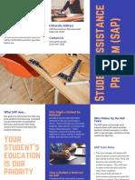 student assistance program booklet