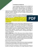 Programas de Bienestar -Alcaldia de Dagua