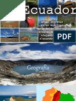 Ecuador Buen Vivir