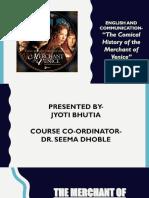 English and Communication- Jyoti Bhutia(Ppt)