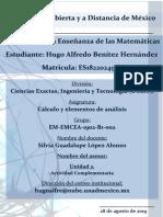 02 EMCEA U2 AC Hugo Benitez Para Unir