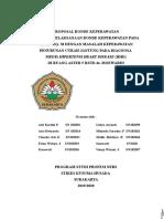 Proposal Ronde Keperawatan Kelompok 3 (Sia)