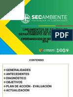 Presentacion+Lineamientos+Política+Pública+de+residuos+Sólidos++version+final