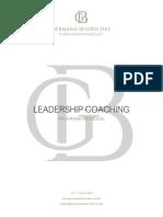 Programa de Coaching - Diego Silveira
