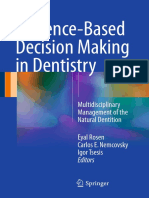 Evidence-Based Decision Making in Dentistry_ Multidisciplinary Management of the Natural Dentition ( PDFDrive.com )