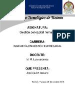 Tarea 3 U3-Manual de Bienvenida Tienda Lazcano