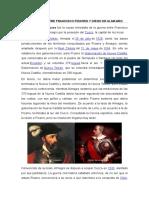 La Guerra Entre Francisco Pizarro y Diego de Almagro