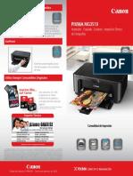 Pixma Mg3510 Brochure