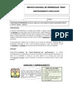 Taller 1 - Generalidades Emprendimiento
