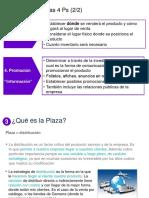 Plaza Promoción