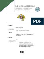 Informe de Práctica de Zootecnia II Incubadora