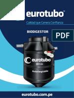 Biodigestor Eurotubo