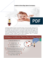 Alternative to Donor Egg, Sperm & surrogacy