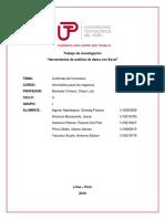 Trabajo de Investigación - Controles de Formulario