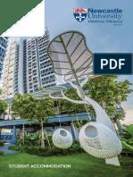 NUMed Accommodation - Eco Nest Apartment, Iskandar Puteri