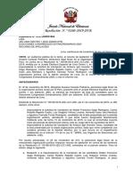 Resolución sobre Unión por el Perú