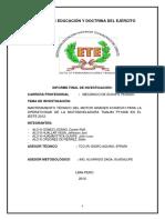 mantenimiento tecnico motor grader Tianjin 6130.pdf