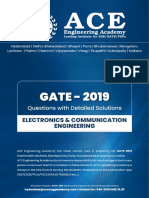 EC GATE 19 Questions-with-solutions
