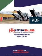 Brochure Hoving Holland