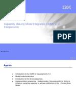 CMMI V1.2 Interpretation Ver1.0.1