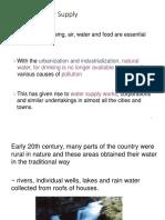 ESBS Slide 4 Water Supply