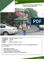 Bucuresti Calea Dorobanti Caffe Pascucci Shop, 244 Mp