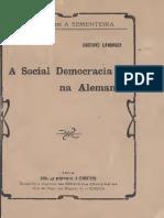 Gustav Landauer_a Social Democracia Na Alemanha