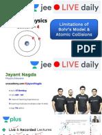 [L4] - Atomic Physics - 17th Nov