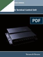 THRANE 6194 Terminal Control Unit