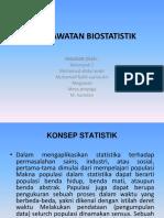 KEPERAWATAN BIOSTATISTIK rt1