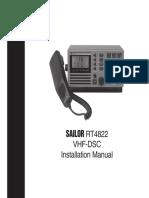 sailor RT4822