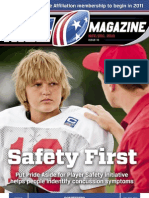 USA Football Magazine Issue 15 Nov Dec 2010