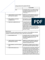 Scoring Procedure for the Quality of Life Index