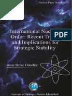 International Nuclear Order
