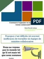 Comment s Organiser en Équipe de Travail Collaboratif_ Renée-Pascale Laberge