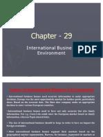 International ion