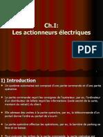 Ch I_actionneurs Électriques