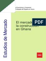 Mercado de la Construccion en Ghana