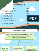 Peran & Nilai-nilai Perjuangan Bung Karno & Bung Hatta Sebagai Proklamator Serta Tokoh-tokoh Lainnya Sekitar Prokamasi