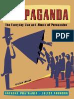 Age of Propaganda- The Everyday Use and Abuse of Propaganda