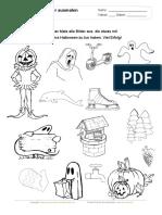 Bilder Zu Halloween Ausmalen