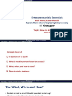 Lecture Note 13 How to Start a Startup Final