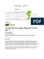 Store Training Find a Plan Nutrition Community-Arnold BluePrint