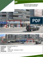 Bucuresti Nicolae Balcescu, Flo&Jo, 110 Mp
