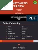 Symptomatic Epilepsy_rijalun Arridho